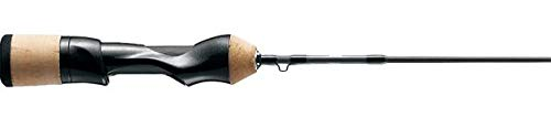 (13 Fishing Widow Maker Evolve Engaged Reel Seat Ice Fishing Rod, 27