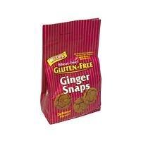 Midel - Midel Ginger Snaps Gluten Free 8 Oz (Pack of 12)