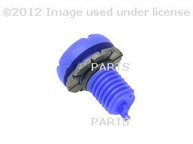 Porsche 986 996 TIPTRONIC Radiator water Drain Plug OEM flush threaded screw