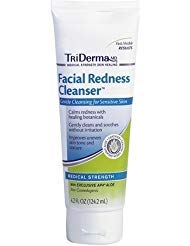 TRIDERMA MD, FACIAL REDNESS CLEANSER (4.2 OZ) (Triderma Facial Redness Repair)