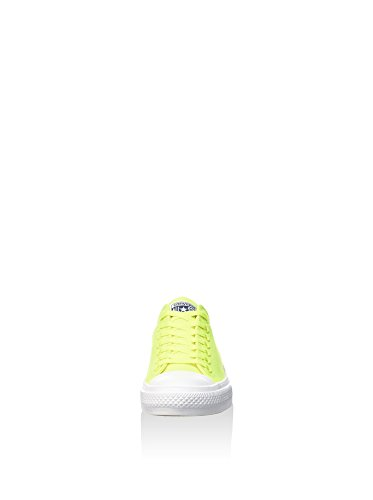 Converse Ct As Ii Ox Neon Poly - Zapatillas Unisex adulto Lima / Blanco