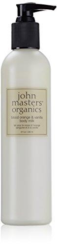 Джон Мастерс Organics Красный апельсин и ваниль Молочко для тела 8 жидких унций / 236 мл
