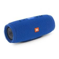JBL Charge 3 Portable Bluetooth Waterproof Speaker-Blue <span at amazon