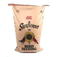 SHAFER SEED COMPANY 114162 Sunflower Seed 100-Percent Oil Bci Gen 25Lb