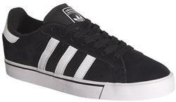 adidas campus, te (nero / bianco) 6: blkwht correndo
