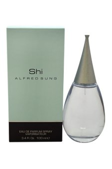 Shi By ALFRED SUNG FOR WOMEN 3.4 oz Eau De Parfum Spray