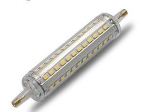 Lampada Alogena Tubolare E14 : Lampada led lineare w lenowa r s luce naturale °k