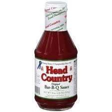 Head Country Head Cntry Bbq Sauce 18 OZ (Pack of 12)