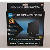Best As Seen On TV HDTV Antenna - ClearTV X-72 HDTV Digital Indoor Antenna Review