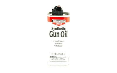 B/C Synthetic Gun Oil, Liquid Spout Can, 4.5oz, 6 Pack by B/C