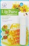 Mentholatum Lip Pure Fragrance Free Lip Balm Natural 3.5 g x 1 pcs