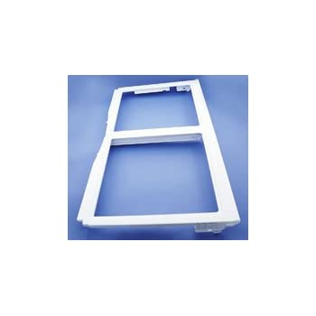 Amazon lg electronics 3550jj0009a refrigerator shelf frame lg electronics 3550jj0009a refrigerator shelf frame white publicscrutiny Image collections