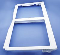 LG Electronics 3550JJ0009A Refrigerator Shelf Frame, White