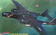 ハセガワ モノグラム 1/48 P-61A/B ブラック ウィドウの商品画像