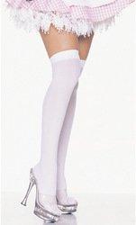 [Tear Drop Lace Petticoat White PROD-ID : 1435889] (Lil Bo Peep Adult Costumes)