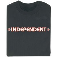 /Cross Short-Sleeve Shirt Large Black ()
