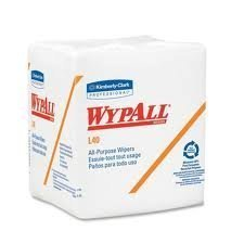 Special 2 Packs of 56 - WypAll L40 Wipes KCH05701 KIMBERLY CLARK-BALLARD by Med-Choice