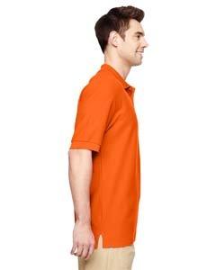 Orange Instant Savings of 5/% /& More 5XL - Product of Brand Gildan Adult Premium Cotton 65 oz Double Piqu/é Polo Shirt