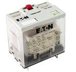 Eaton D7PF4AA Relay, Ice Cube, 15A, 14 Blade, 4PDT, 120VAC, Coil, with Options