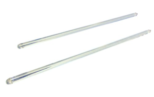 Ajax Scientific Glass Stirring Rod, 5mm Diameter x 200mm ...