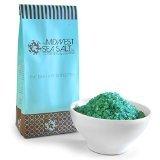 Eucalyptus & Spearmint Mediterranean Sea Bath Salt Soak - 5lb (Bulk) - Coarse - Aromatic Bath