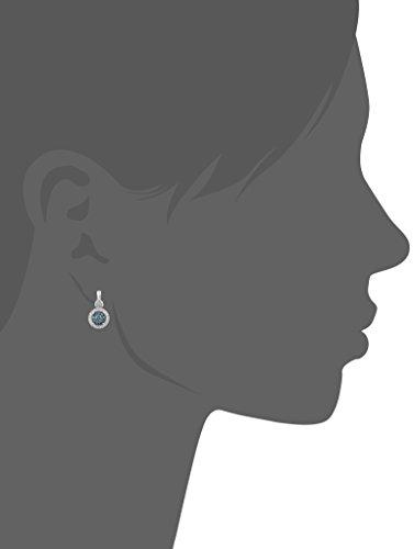 10k-White-Gold-Blue-and-White-Diamond-Earrings-25-cttw-I-J-Color-I2-I3-Clarity