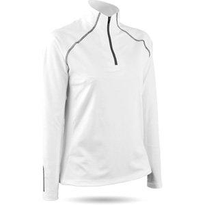 Sun Mountain 2017 Women's Second Layer Pullover (White, XL) ()