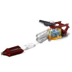 Hot Wheels Flame Shop Drop Playset - With Color-Changing Car (Color Changing Cars Hotwheels compare prices)