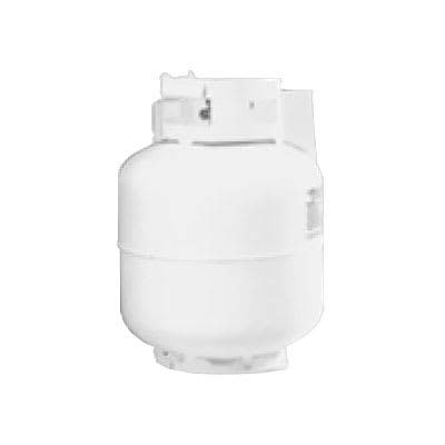 Crown Verity Propane Tanks - Crown Verity CYL-20 20-lb Propane Tank for Patio Heaters, Steamer/Griddles, TG-3, MCB Grills