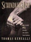 Schindler's List, Tom Keneally, 0671779729