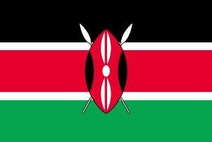 偉大な 世界の国旗 ケニア 国旗 [120×180cm 高級テトロン製] B0090ZY4J4 国旗 B0090ZY4J4, ボディデコ:eeeb304c --- vietnox.com
