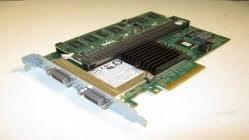 DELL RF480 Dell PERC 5e 5/E Dual Channel SAS / Serial Attached SCSI RAID Co by Dell