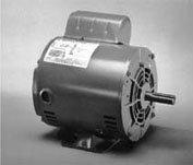 0.5 Hp Industrial Motor (Marathon G1098 48 Frame 5KC36JN266 Open Drip Proof General Purpose Motor, 1 Phase, Rigid Base, Ball Bearing, 1/2 hp, 3600 rpm, 1 Speed, 115/230 VAC)