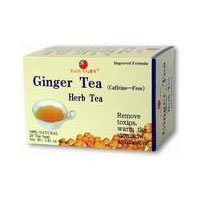 (Tea, Ginger, 20 bag ( Multi-Pack) by HEALTH KING MEDICINAL TEAS)