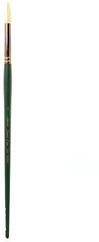 Silver Brush Grand Prix Series 1003 Filbert Hog Bristle Brush (Size: 8) - Round (Series Number: 1000) 1 pcs sku# 1831566MA