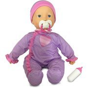 Interactive Breathing Baby Doll (outfit my vary)