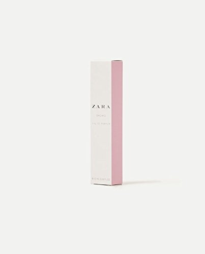 New ZARA ORCHID EAU DE PARFUM 10 ML for woman