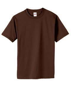[Anvil Men's Organic Cotton T-Shirt, Chocolate, XXXX-Large] (Where Does Halloween Come From)