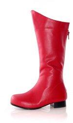 Scarpe Ellie - Shazam (rosso) Stivali Bambino, Rosso, Piccolo (11-12)