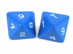 8 sided dice - 1