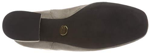 Buffalo taupe Beige Stivaletti Horizon 00 Donna 01 Camurca Leather zqxzXrY