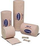 Latex-free Reinforced Elastic Bandages-2'' X 5.5 Yds./ 5cm X 5m