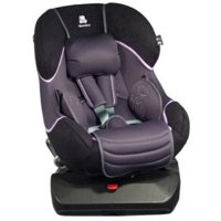 RENOLUX 360 ROTATING CAR SEAT In LILIAN Liliac Black