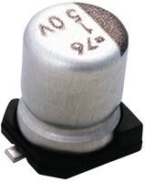 Alchip/™ 22 /Â/µF EMVH500ADA220MF80G/-/SMD Aluminum Electrolytic Capacitor 1 piece SMD Radial Can United Chemi-Con MVH Series 2 ohm 50 V
