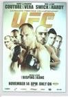 Randy Couture; Brandon Vera; Dan Hardy; Mike Swick; Michael Bisping; Denis Kang (Trading Card) 2010 Topps UFC Series 4 - Fight Poster Review #FPR-UFC105