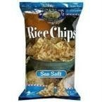 Lundberg Rice Chips Made with Organic Grains, Sea Salt, 6-Ounce Bags (Pack of 12) ( Value Bulk Multi-pack)