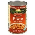 Westbrae Natural Organic Pinto Beans -- 25 oz