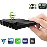 M96X Mini Smart 4K Tv Box, Android 6.0 Amlogic