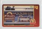 Look for the Golden Arches (Trading Card) 1996 Classic McDonald's Assets Collectible Cards - $2 Phone Cards #1 from Classic McDonald's Assets Collectible Cards