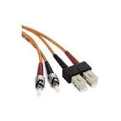 Leviton 62DCT-M01 Patch Cord Fiber Optic MM 125 um 62.5M SC/ST
